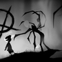 Slender in Limbo style by SlenderNesia
