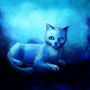 Spectral Cat by roekrScreen