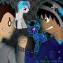 Azul & The LivingTombstone by Plazmix