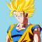 SSJ 2 Goku
