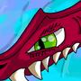 A dragon by Gnoffprince