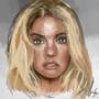10 minute paint: Portrait
