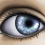 Blue Eye by IanAllardNathan