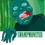 Swampmonster by Rhol