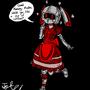 Glitch Maid *reskin by the1upmushroomman13