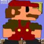 Smooth Mario by newbjloko