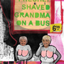 freshly shaved grandma on bus by yurgenburgen