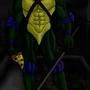 Ninja Turtle Commission by NullBoss