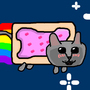 Nyan Cat by JUST-A-C00L-GUY