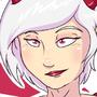 Demon Girl by KingStinkie