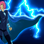 Miss Lightning by Rennis5