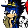 Jotaro the Hedgehog