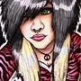 Zebra Pink by jdubz940