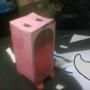 PaperCraft Kirby by ThrashFlash