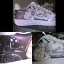 Inside Left Shoe by z28ump