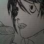 Death Note - L by Luke