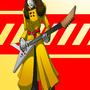 Buckethead!!! by ZeWitchKid