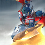 Optimus Prime by Wavechan