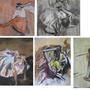 Edgar Degas by MrCreeep