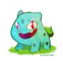 Bulbasaur by StevRayBro