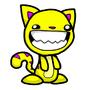 Happy Cat by CrookedKid