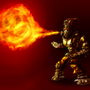 Firebreathing Krieg by xDarkSpace