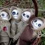 Skeleton Babies by linda-mota