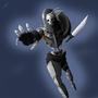 Undead Warrior by LurkinMcClerkin