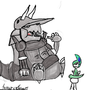 Aggron to Fyat by ShadowMolasses