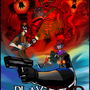 A Game of Zombies with Guns by Bassomen
