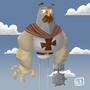 Tall Templar Timmy by HugoVRB