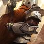 Hammer Dwarf by Qikalain