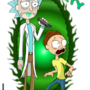 Rick and Morty by MylesAnimated