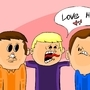 Love Me Chris and Zach by gilfgavin