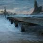 The Bridge to The Endless Sea by MetroPiano