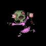 Zombie Ballerina by Miroko
