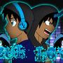 Azul Love&Rage by Plazmix