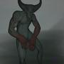 Skull Wearer by IronAlligator
