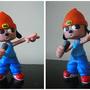 Parappa Sculpture by Mario644