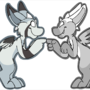 Two Brothers Meet~ by limeslimed