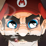 Realistic Super Mario by SamGreen