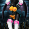 Rouge The Bat Latex fetish