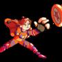 Rainbow Crew Member: Orange