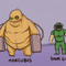 Mancubus and Doom Guy