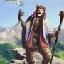 Some sort of shaman by RimKeLLo
