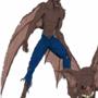 Man Bat by Joshuazombieye