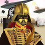 Lord Vader the 1st by Meat-Grinder