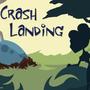 Crash Landing Title Page by LustyLizard