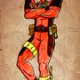 Deadpool by Rennis5