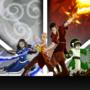 Avatar: The Four Elements by agentspymonkey